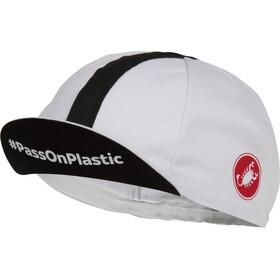 Castelli 2 Cycling Cap Team Sky TdF-Edition white/black